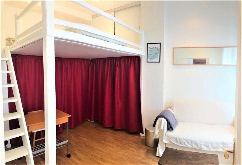 Rental apartment Boulogne billancourt 980€ CC - Picture 1