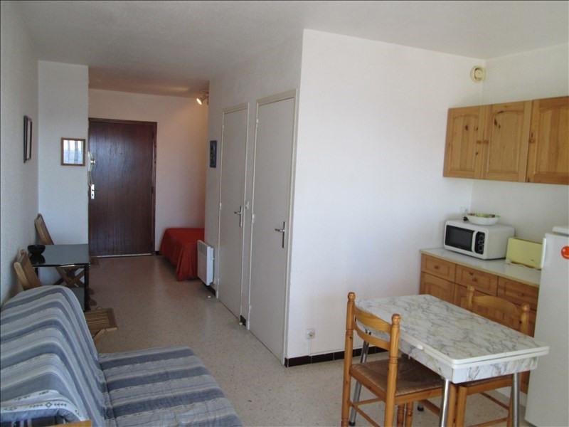 Vente appartement Balaruc les bains 124000€ - Photo 2