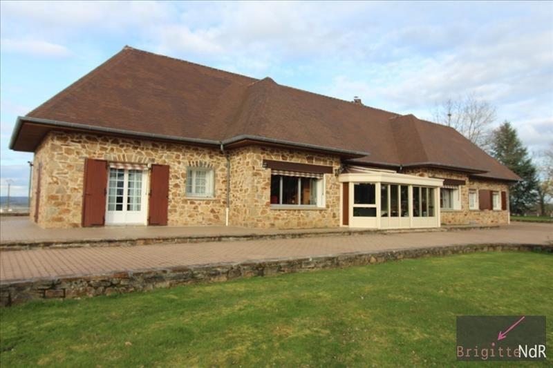 Deluxe sale house / villa St hilaire bonneval 470000€ - Picture 2