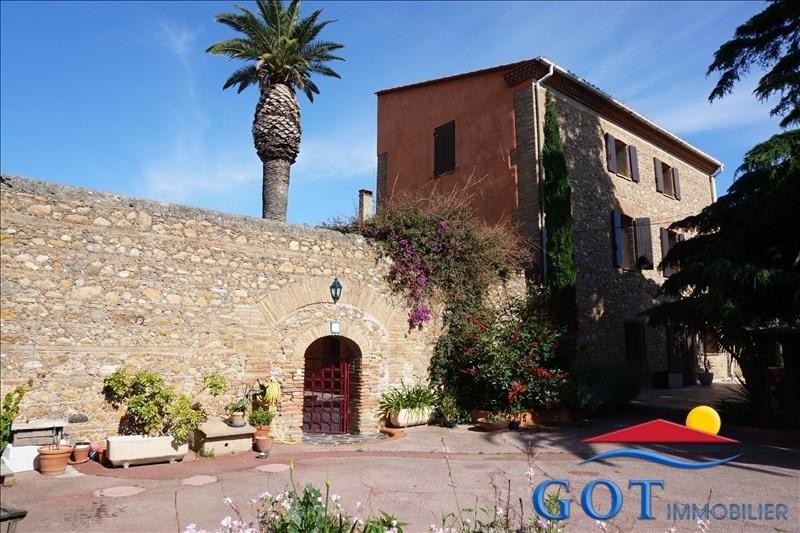 Revenda residencial de prestígio casa Bompas 555000€ - Fotografia 1