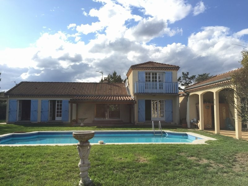 Sale house / villa Veauche 349000€ - Picture 1