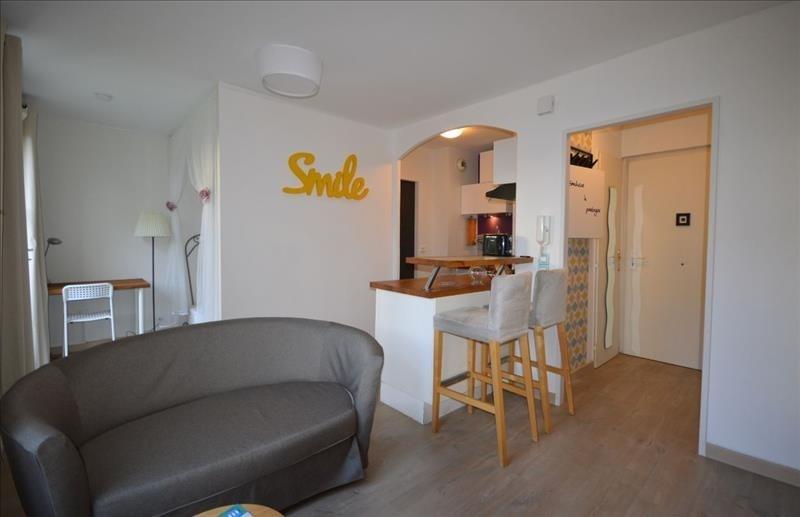 Rental apartment Epinay sur orge 630€ CC - Picture 1