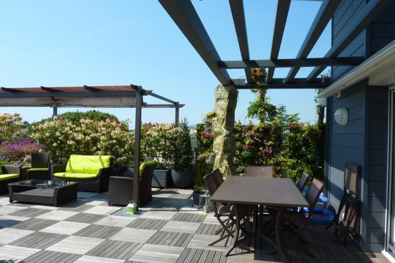 Deluxe sale apartment Juan les pins 1050000€ - Picture 7
