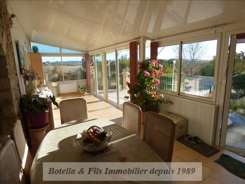 Venta  casa Barjac 442000€ - Fotografía 8