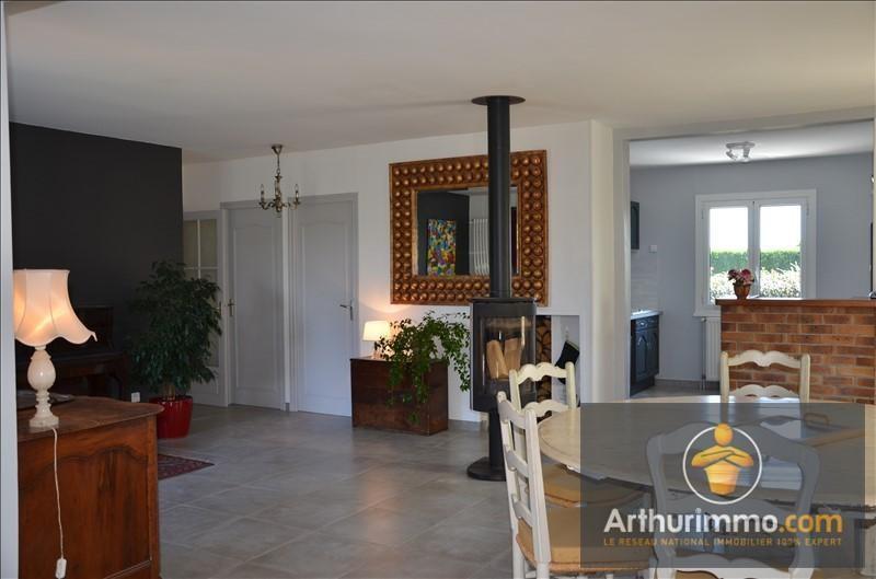 Vente maison / villa Peaugres 249000€ - Photo 2