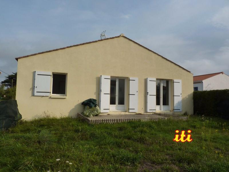 Sale house / villa L ile d olonne 189500€ - Picture 1