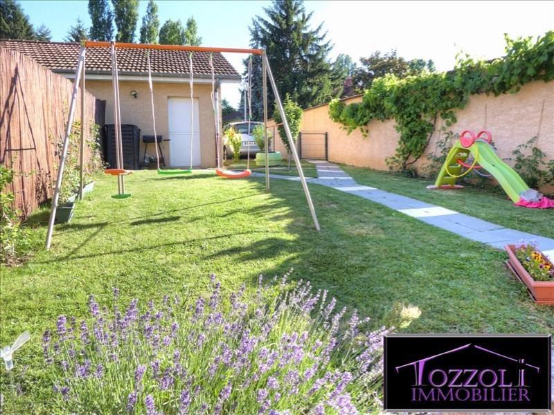 Sale house / villa La verpilliere 239000€ - Picture 7