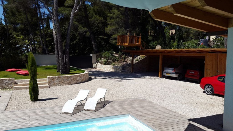Vacation rental house / villa Aix en provence  - Picture 4
