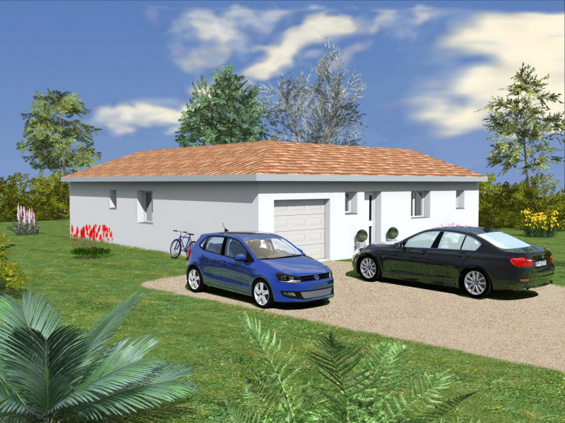 Maison  4 pièces + Terrain 450 m² Pechbonnieu par VILLA & CONCEPT
