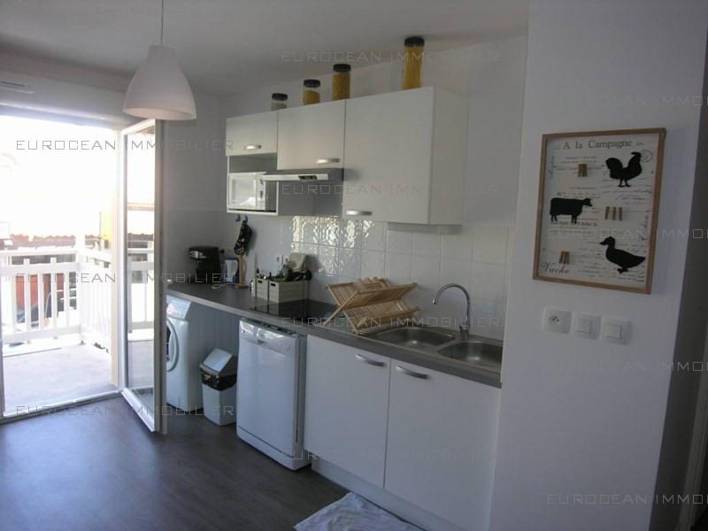 Vermietung von ferienwohnung wohnung Lacanau-ocean 382€ - Fotografie 2