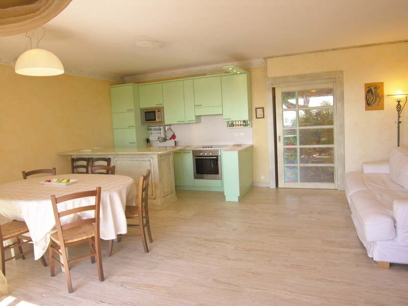 Rental apartment Le golfe juan 1 100€ +CH - Picture 3