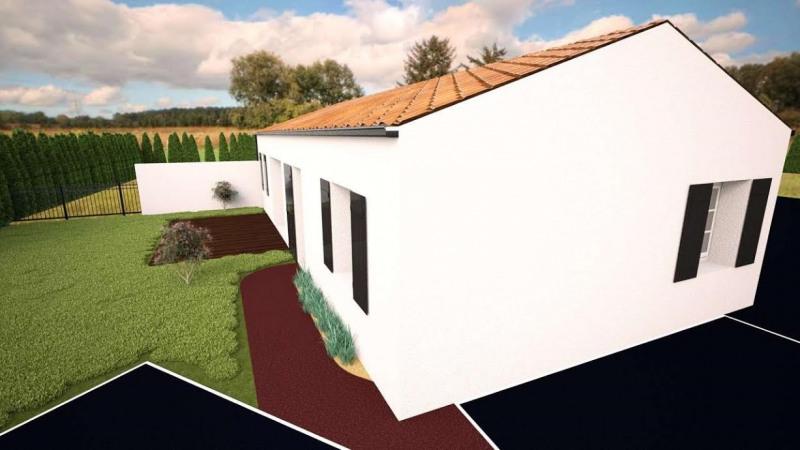 Sale house / villa Talmont-saint-hilaire 190000€ - Picture 3