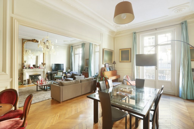 Престижная продажа квартирa Paris 17ème 2550000€ - Фото 2