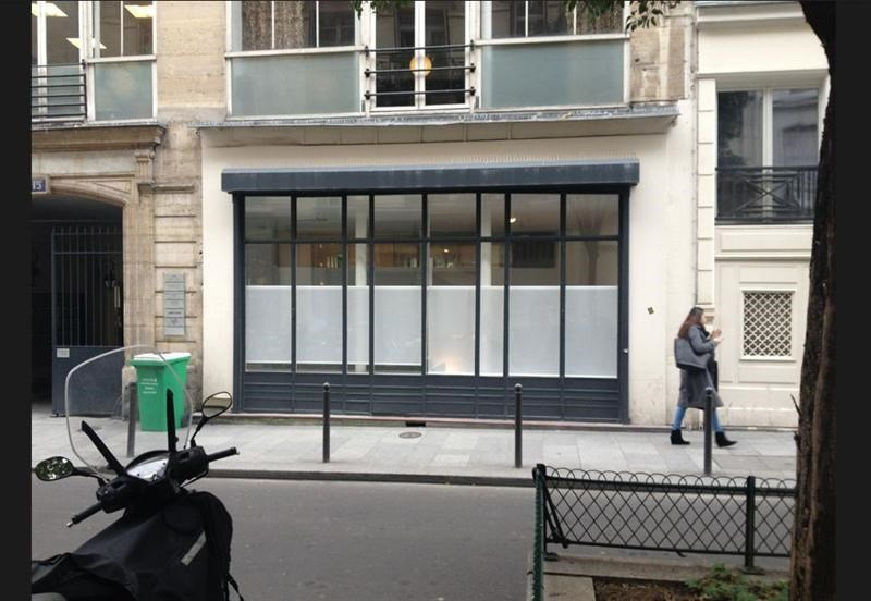 Location Boutique Paris 2ème 0