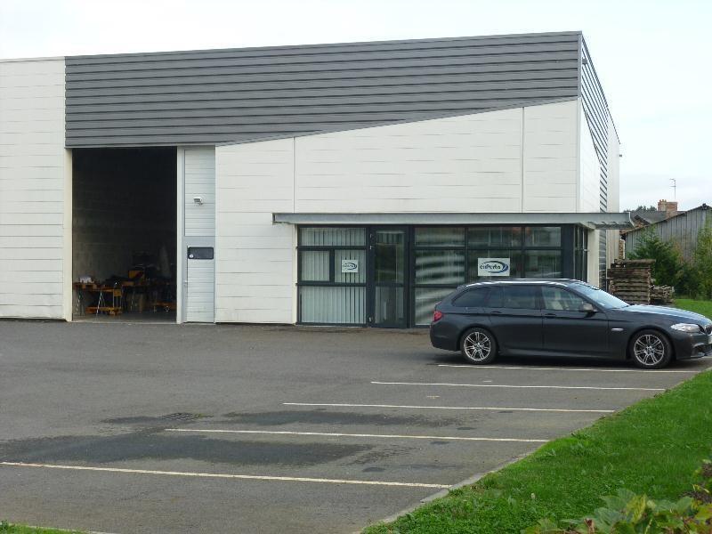 Location Local d'activités / Entrepôt Bruz 0