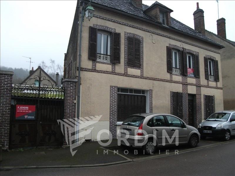 Sale house / villa Villevallier 89500€ - Picture 1