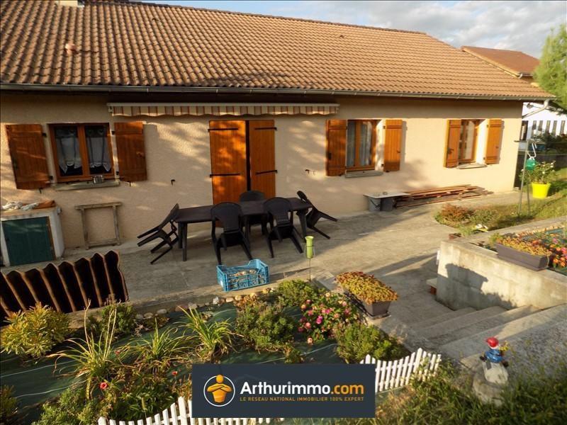Sale house / villa Les avenieres 219500€ - Picture 2