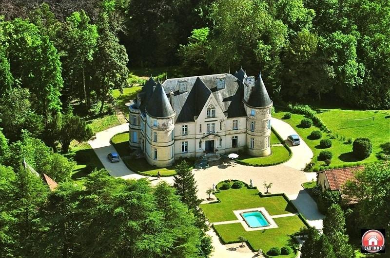 Deluxe sale house / villa Douville 1600000€ - Picture 1