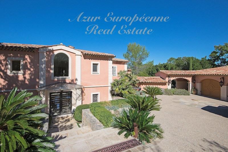 Vente de prestige maison / villa Tourrettes 4850000€ - Photo 2