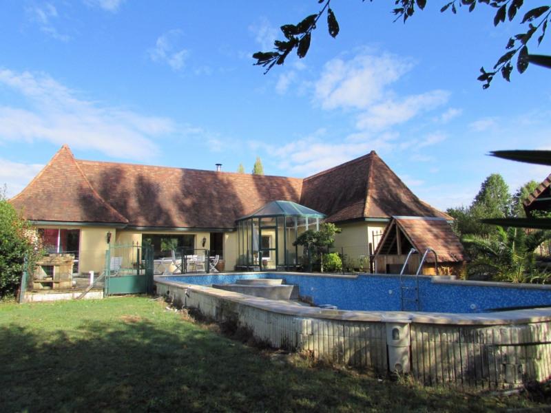 Vente maison / villa Salies de bearn 345000€ - Photo 1