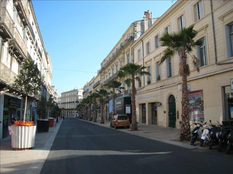 Locação apartamento Montpellier 692€ CC - Fotografia 1