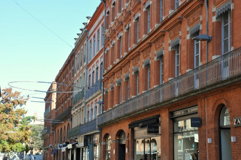 Location appartement Toulouse 554€ CC - Photo 1