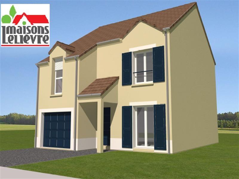 Maison  5 pièces + Terrain 215 m² Ablis (78660) par MAISONS LELIEVRE