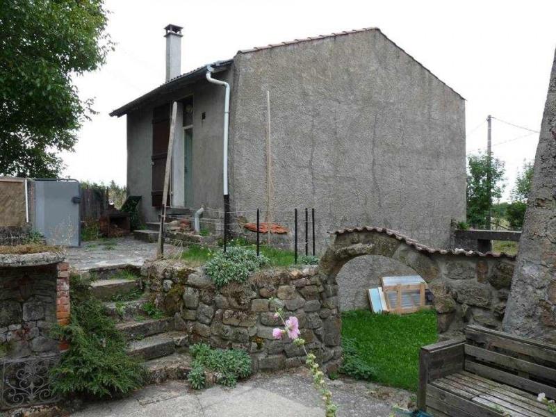 Revenda casa Rozier-cotes-d'aurec 75000€ - Fotografia 4