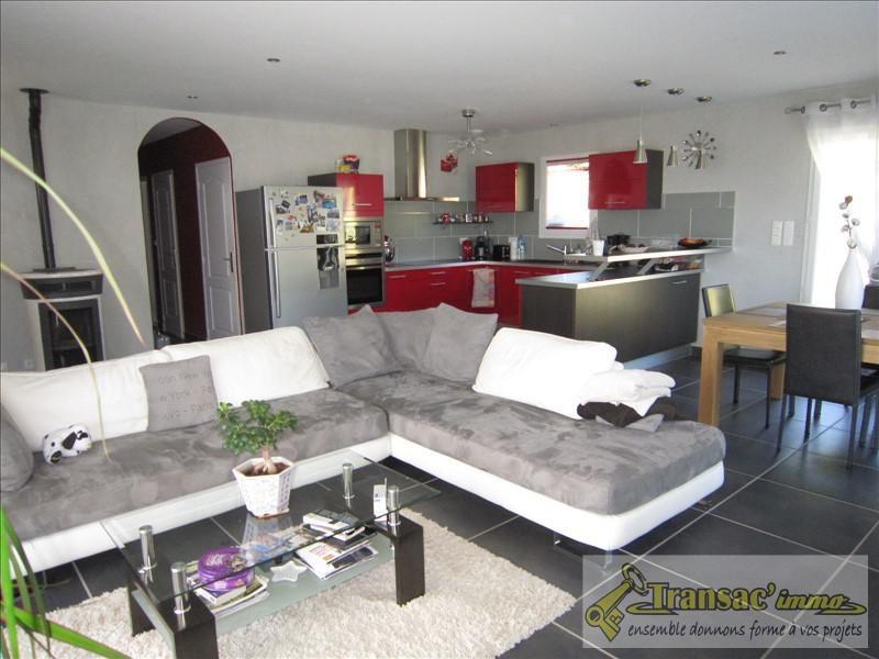 Vente maison / villa Escoutoux 227900€ - Photo 1