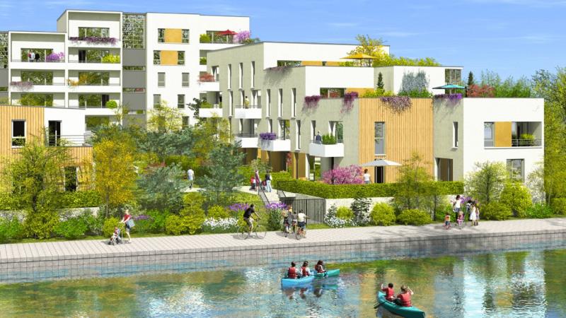 Achat appartement 4 pi ces les pavillons sous bois appartement neuf f4 t4 4 - Achat immobilier amsterdam ...