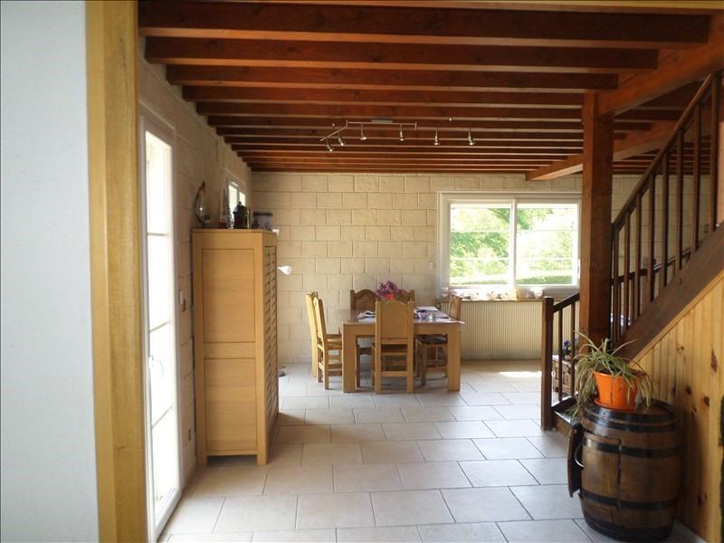 Vente maison / villa Vernioz 405000€ - Photo 4