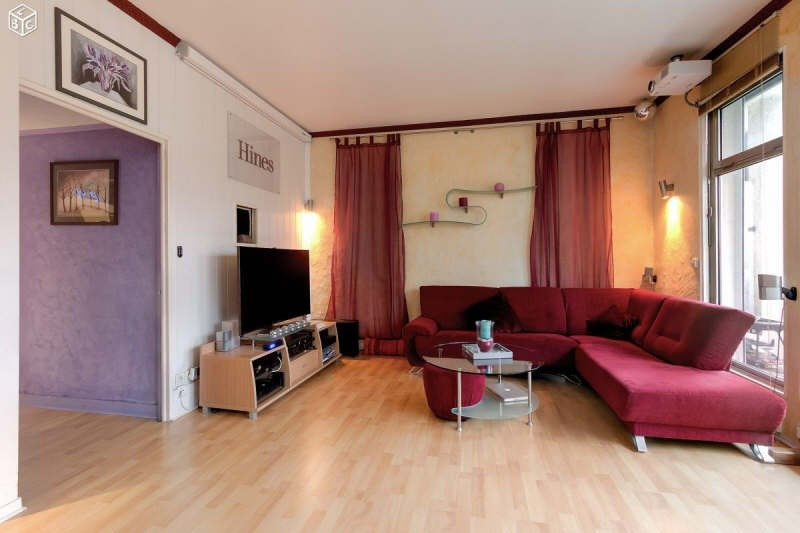 Sale apartment Gouvieux 126 000€ - Picture 2