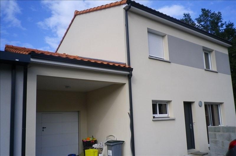 Vente maison / villa La chapelle heulin 233200€ - Photo 1
