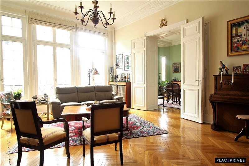 Deluxe sale apartment Nancy 715 000€ - Picture 3