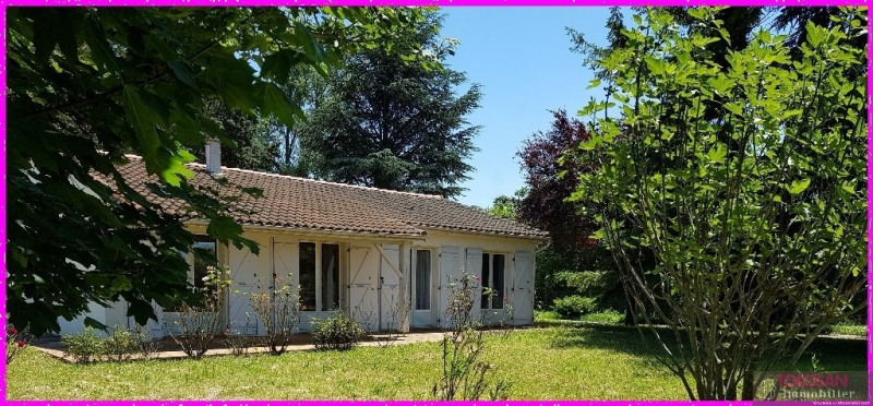 Vente maison / villa Baziege 243 800€ - Photo 1
