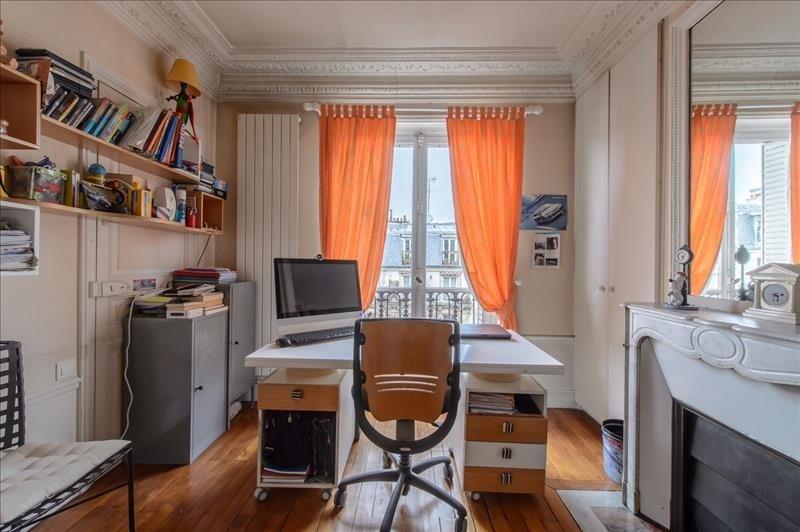Vente de prestige appartement Paris 18ème 1180000€ - Photo 5