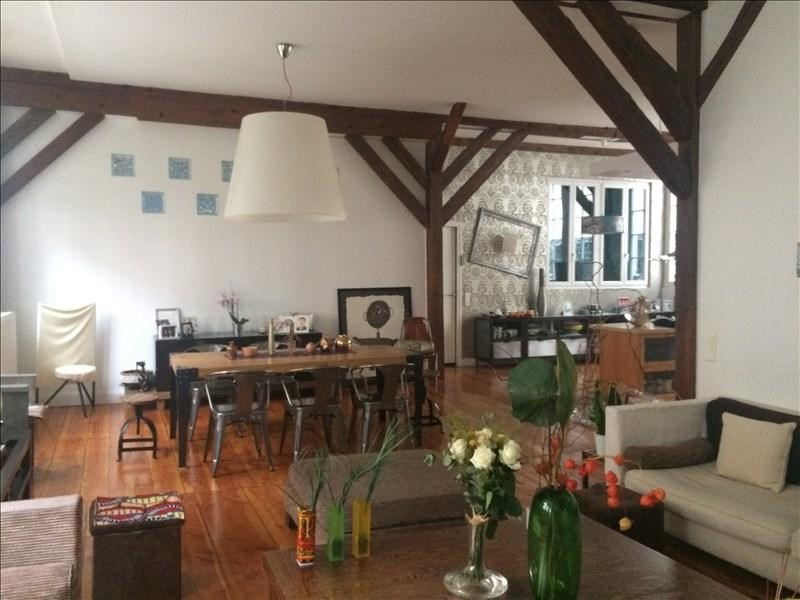 Deluxe sale apartment Paris 3ème 1150000€ - Picture 2