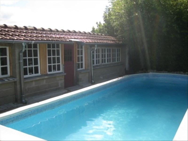 Vente maison / villa Fontenay st pere 420000€ - Photo 8