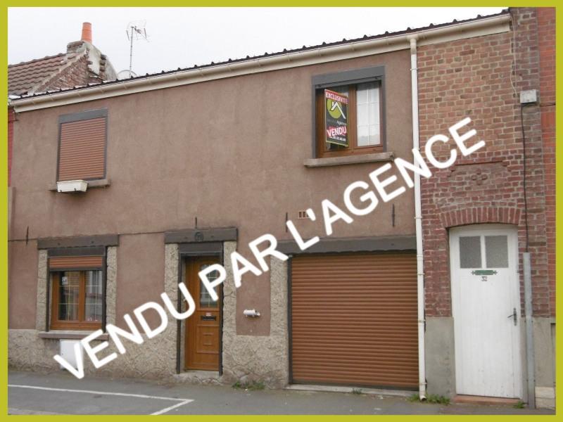 Sale house / villa Bauvin 127900€ - Picture 1