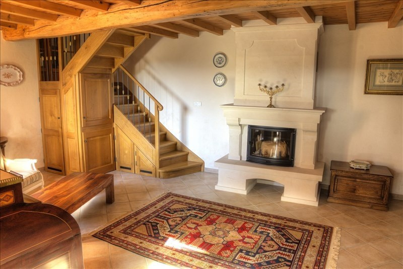 Vente de prestige maison / villa Morestel 450 000€ - Photo 3