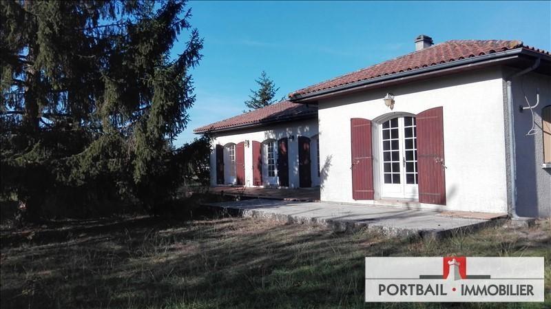 Sale house / villa Blaye 174900€ - Picture 1