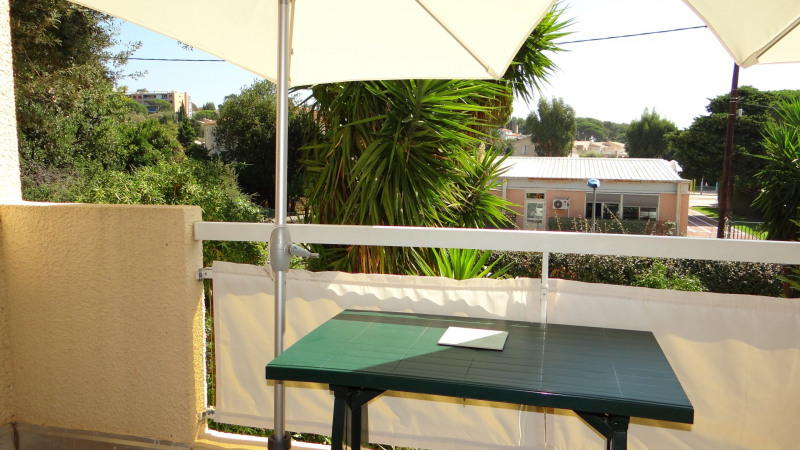 Vacation rental apartment Cavalaire 450€ - Picture 7