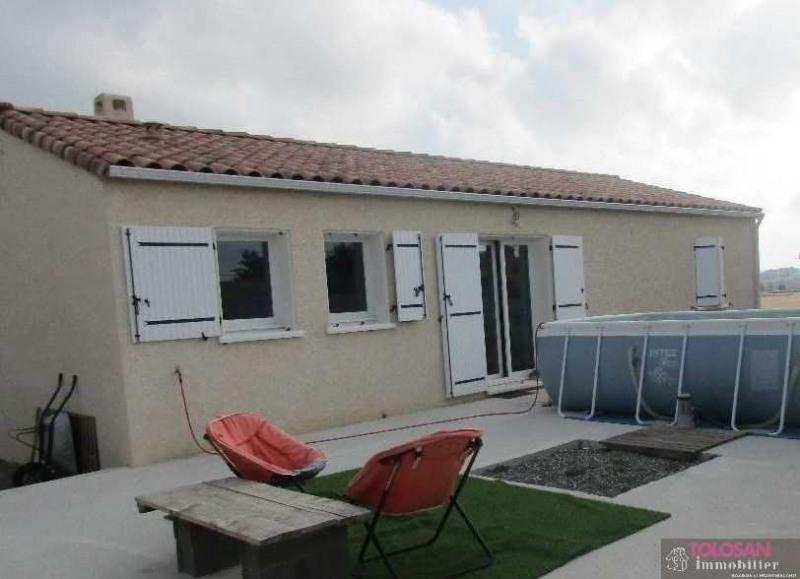 Vente maison / villa Villefranche secteur 188000€ - Photo 1