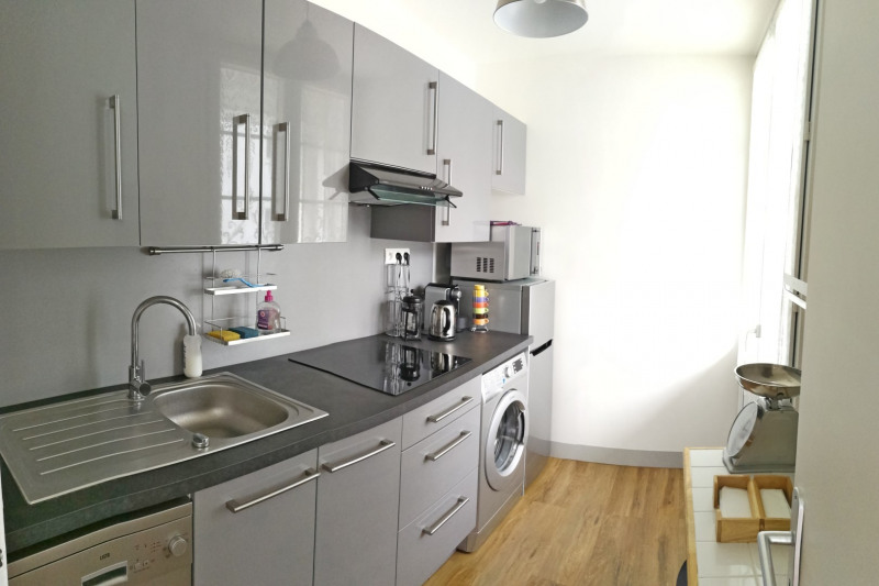 Vacation rental apartment Royan 325€ - Picture 1