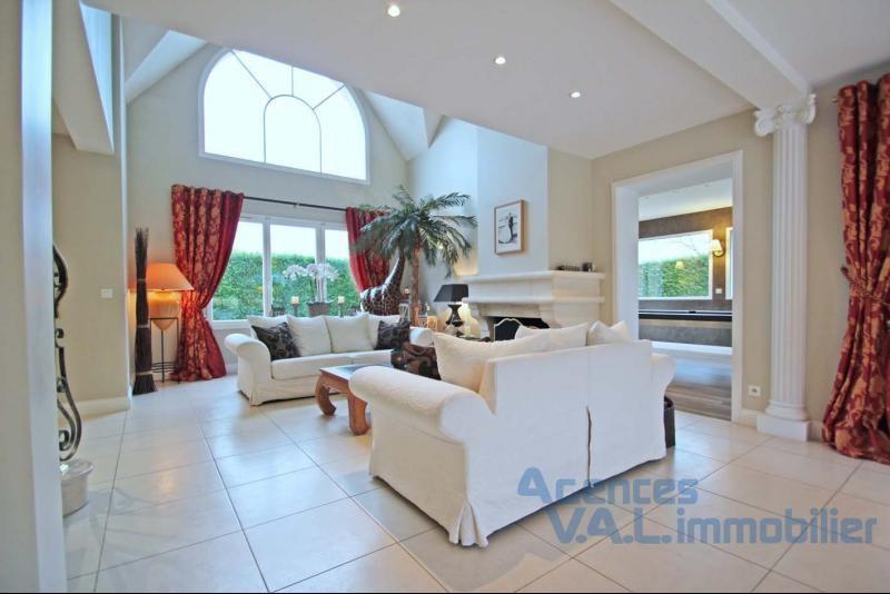 Revenda residencial de prestígio casa Santeny 835000€ - Fotografia 2