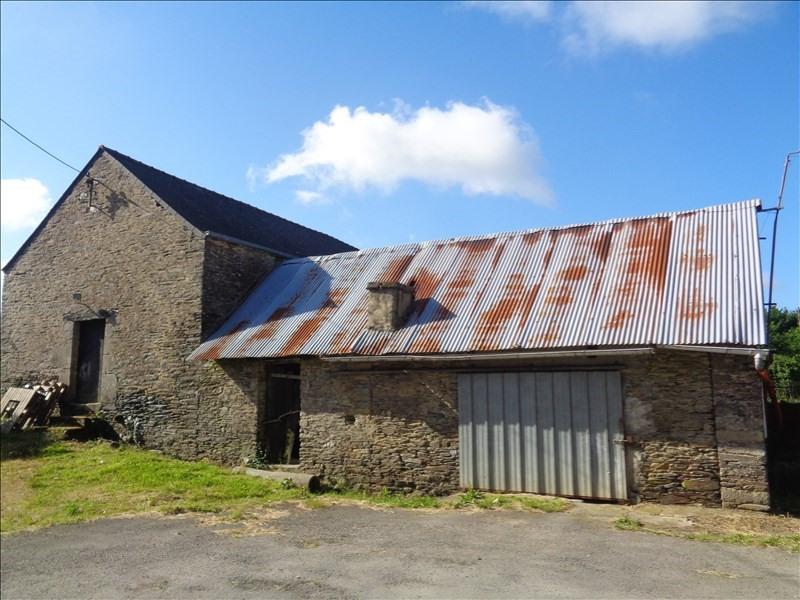 Vente maison / villa Pluherlin 159750€ - Photo 2