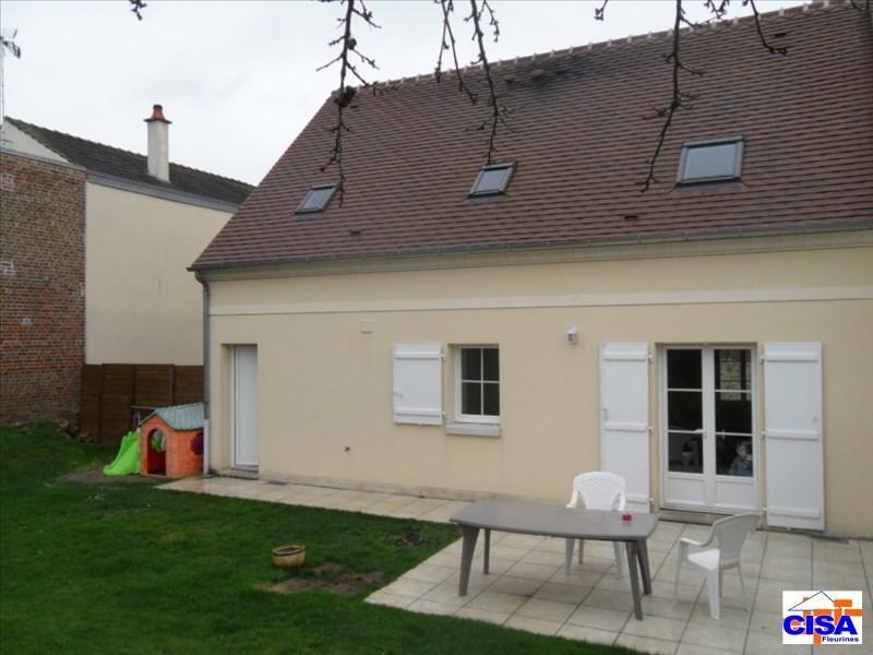 Location maison / villa Le meux 960€ CC - Photo 1