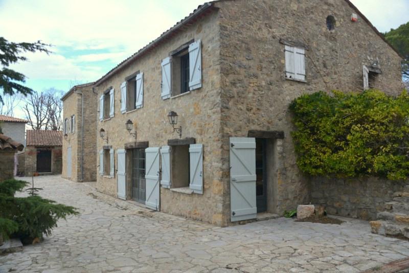 Verkoop van prestige  huis Montauroux 995000€ - Foto 1
