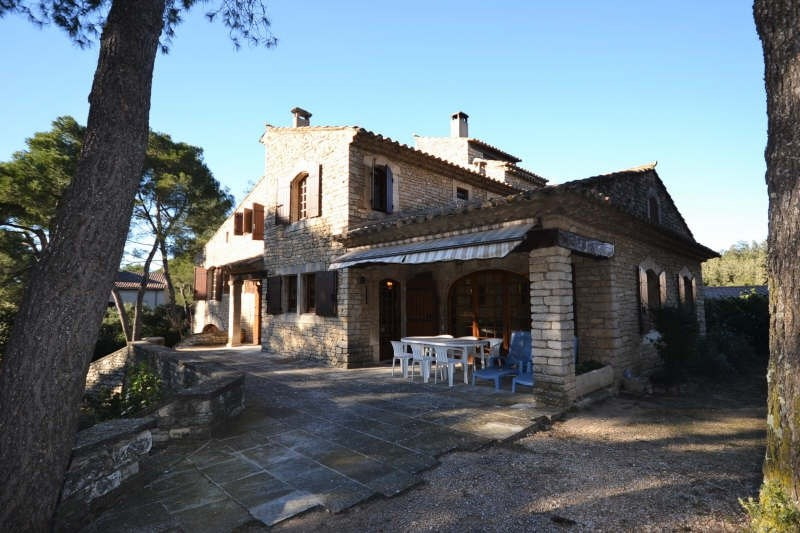 Vente de prestige maison / villa Cavaillon 570000€ - Photo 1