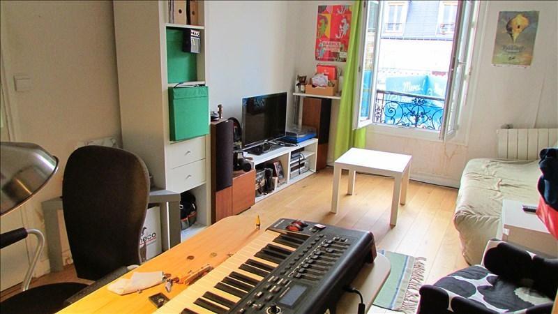 Sale apartment Paris 5ème 435000€ - Picture 3